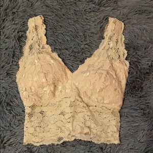 Tops - Lace Bralette